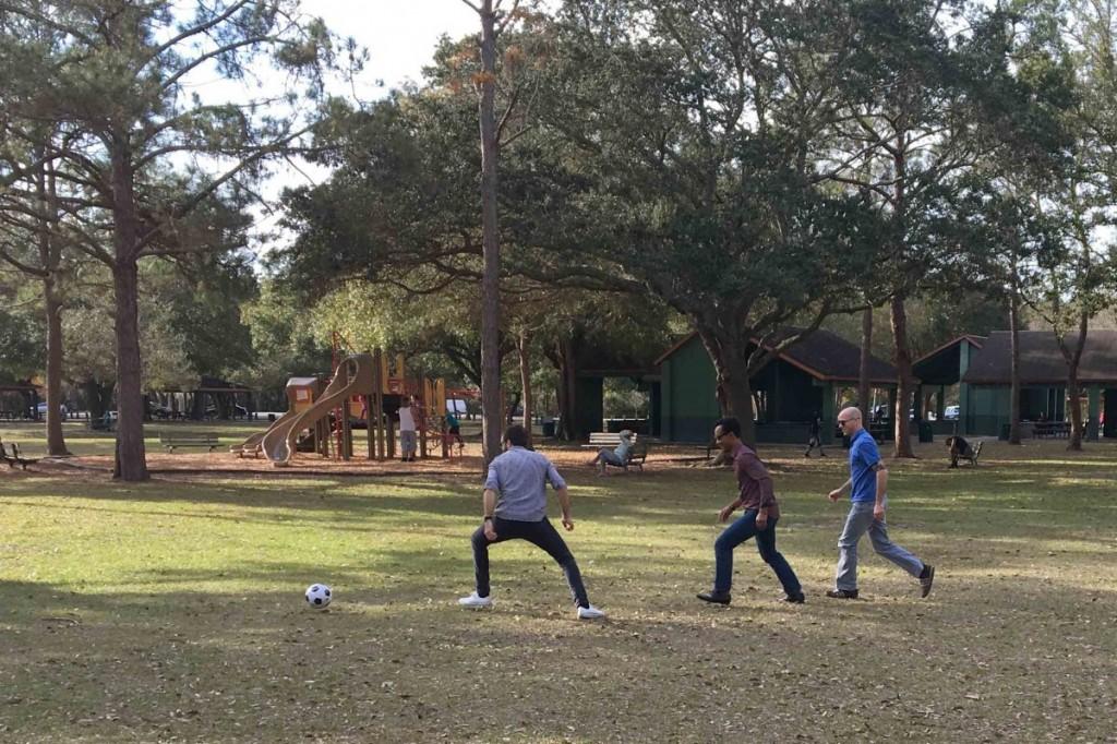 Tampa park