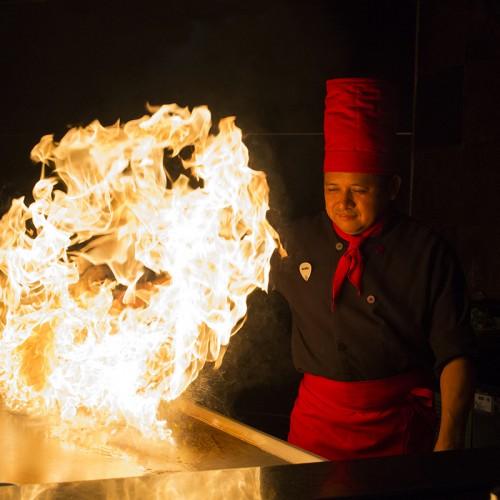 chef at hard rock cancun