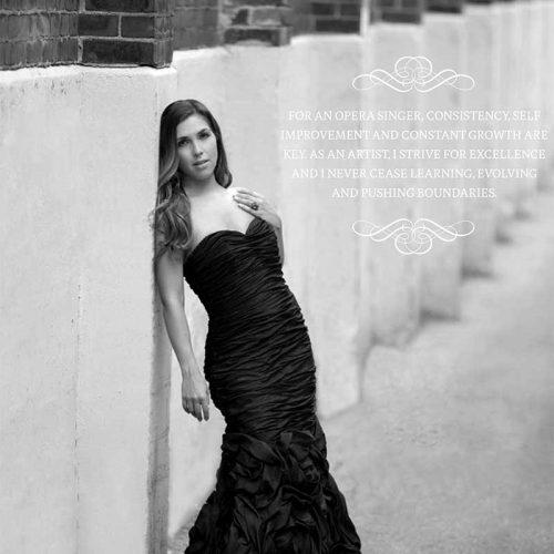 Opera singer Sasha in Eden Life