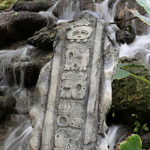 xcaret monument